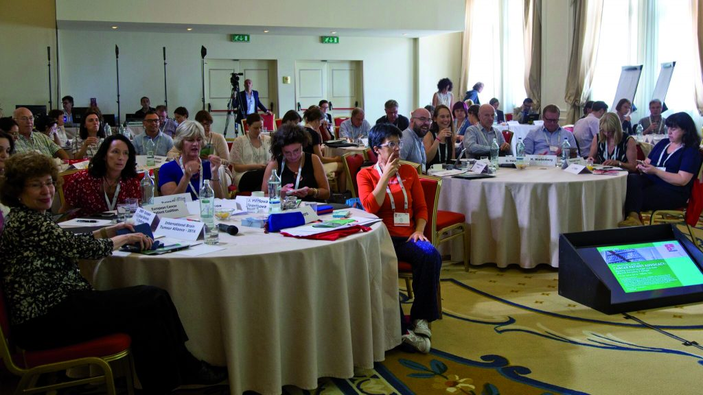 New skills sets. 'Evidence-based activism' was among the topics discussed by delegates from 17 European/international organisations at the ESO Masterclass on Cancer Patient Advocacy, in June