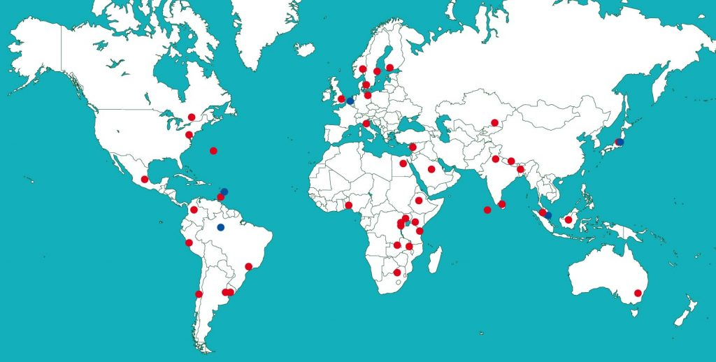 e Global NCD Network. More than 50 regional and national NCD Alliances have been set up across the globe, offering a framework for pushing agendas on national cancer control plans (ncdalliance.org)