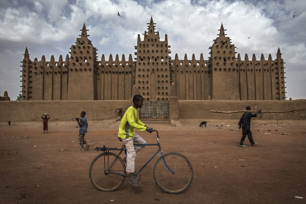 Daily Life in Djenné, Mali (UN Photo/Marco Dormino, creative commons licence 2.0)